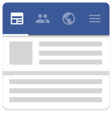 تطبيق Swipe for Facebook بديل الفيسبوك