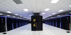الصين تبنى اقوى واسرع كمبيوتر فى العالم