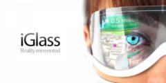 ابل تطور نظارة الواقع المعزز