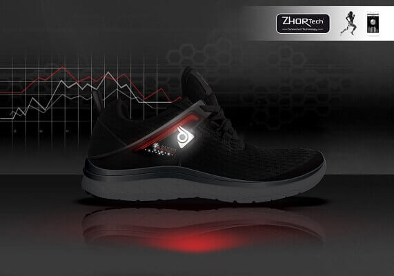 الحذاء الرياضى الذكى من شركة Digitsole