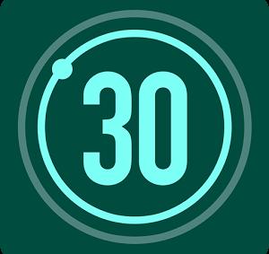 تطبيق 30 Day Fit Challenge للحصول على اللياقة البدنية وفقدان الوزن في شهر