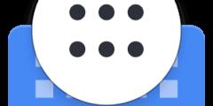 تطبيقLaunchBoard لمسه واحدة للوصول إلى التطبيقات