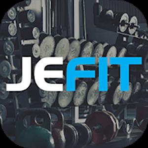 تحميل تطبيق JEFIT Workout Tracker لبناء العضلات بديل الصالات الرياضية